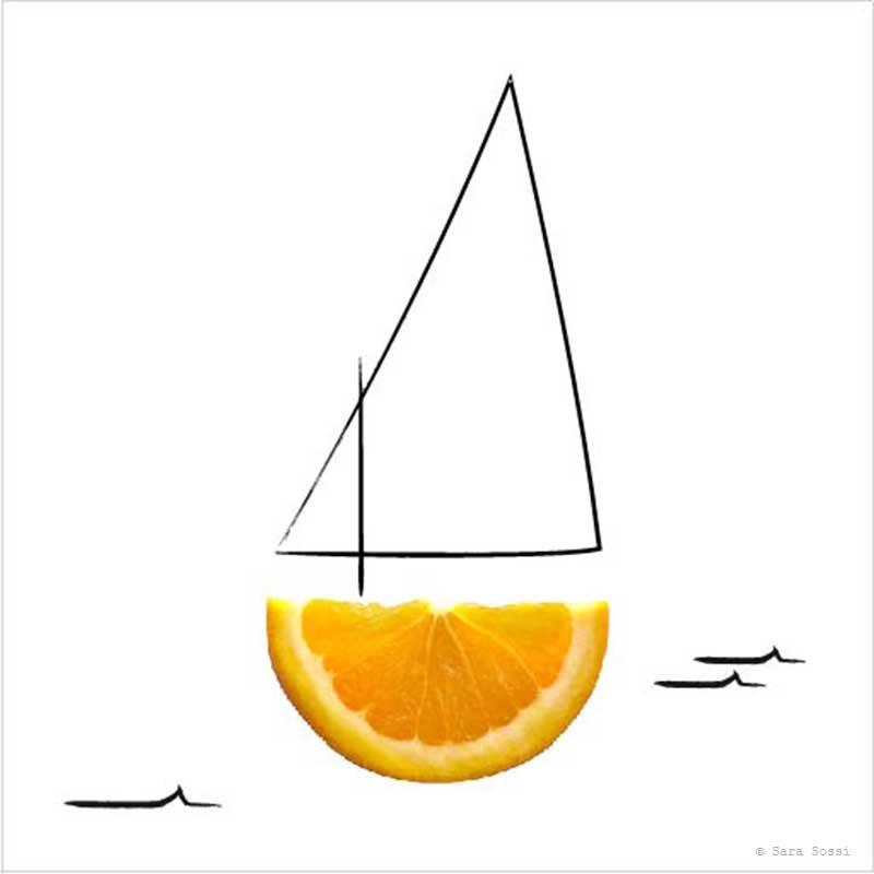 Fruits - sail