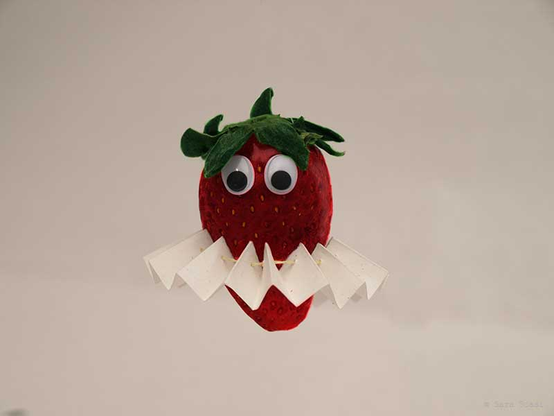 Vegetables - strawberry